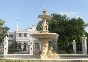 European fountain